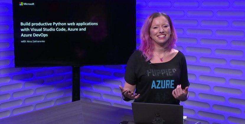 Build Python Web Applications with Visual Studio Code, Azure and Azure DevOps