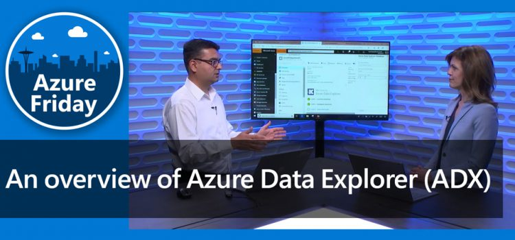 Overview of Azure Data Explorer