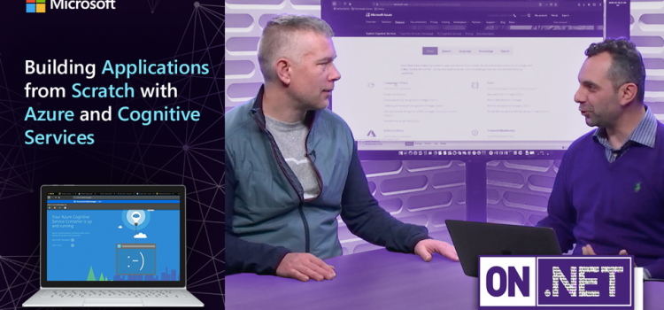Building Applications from Scratch with Azure and Cognitive Services