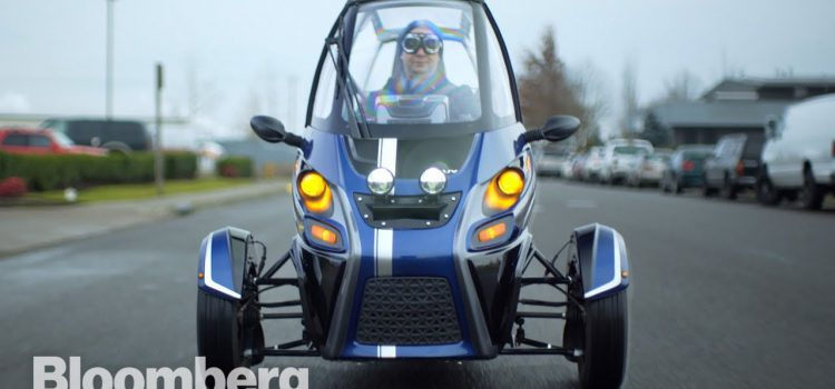 Meet the Arcimoto