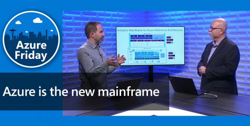 Azure is the New Mainframe?