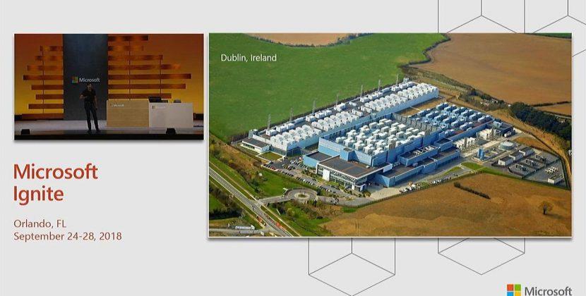 Inside Azure Data Center Architecture