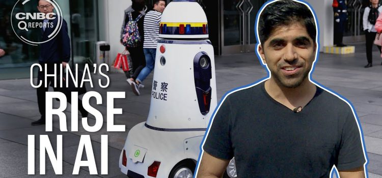 China's Rise in Artificial Intelligence