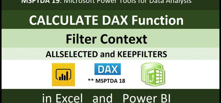 50 Examples of DAX