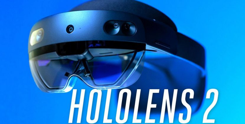 The Verge's Look at HoloLens 2