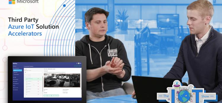 Third Party Azure IoT Solution Accelerators
