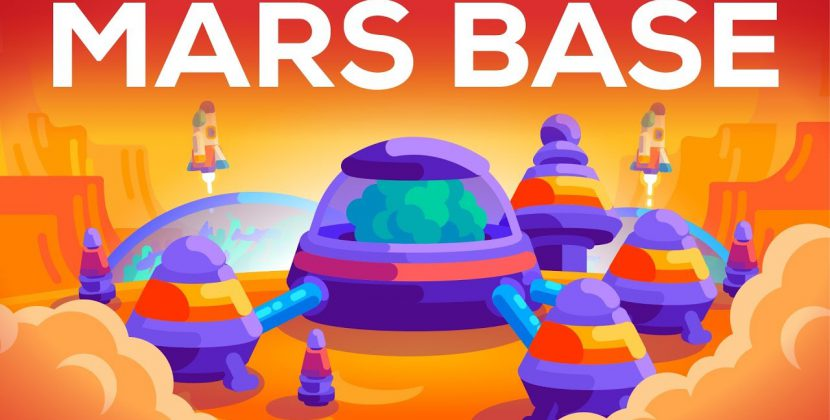 What Would It Take to Build a Mars Base?