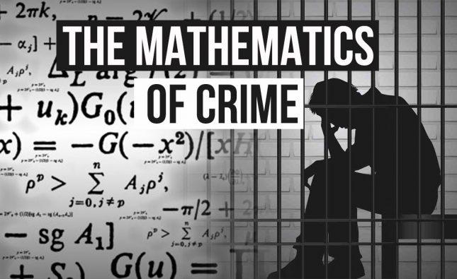Mathematics Used to Solve Crime