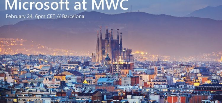 Microsoft at MWC Livestream