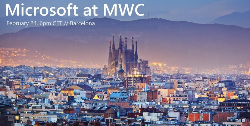 Microsoft at MWC Livestream