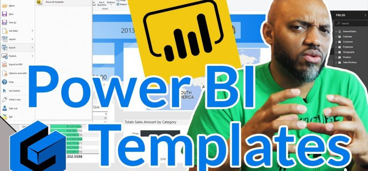 Create a Power BI Template file in Power BI Desktop – Frank's World
