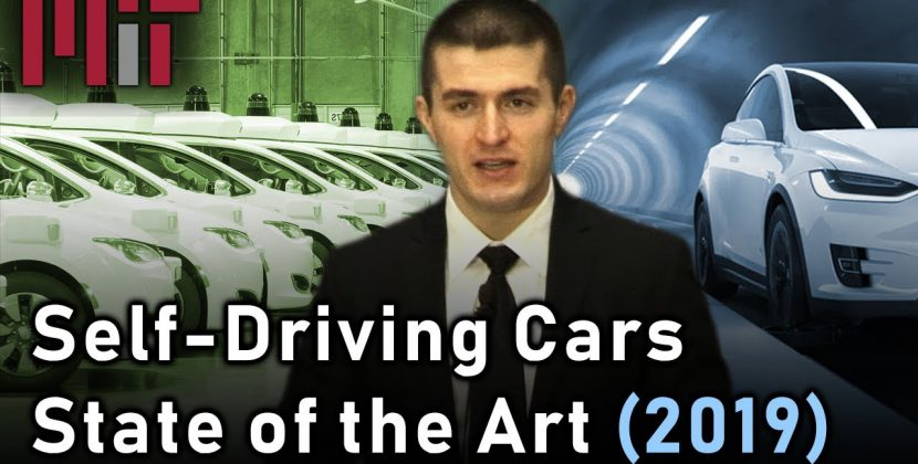 Self-Driving Cars: State of the Art