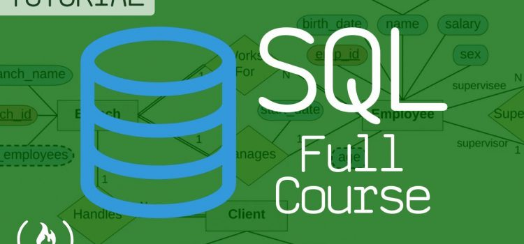 SQL Full course for Beginners
