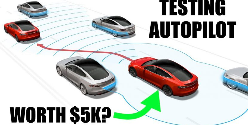 A Look at How Tesla's AutoPilot Works
