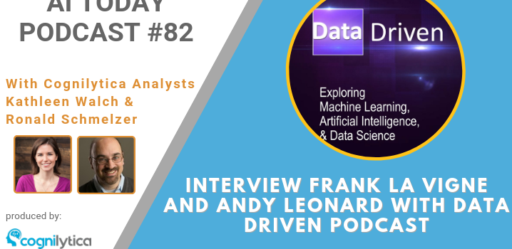 Andy Leonard and I Were Guests on the AI Today Podcast