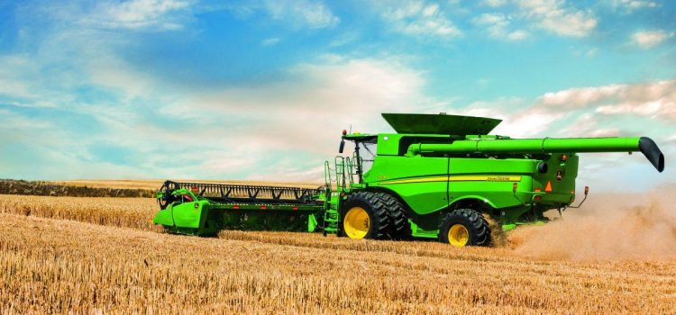 How John Deere Uses AI And Machine Vision To Help Feed 10 Billion People