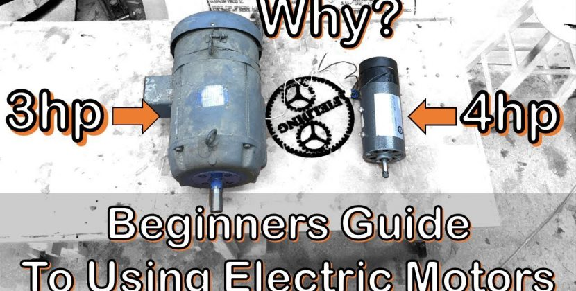 Beginners' Guide to Electric Motors