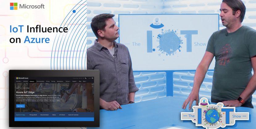 IoT's Influence on Azure