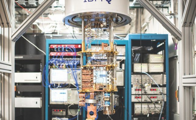 Quantum computing should supercharge this machine-learning technique