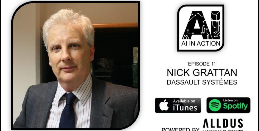Nick Grattan on NLP
