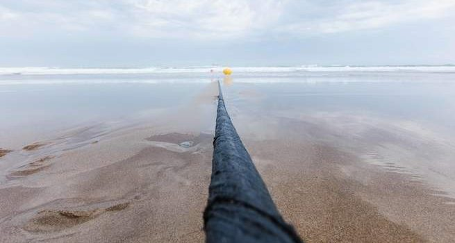 10-Million-Pound Undersea Cable Just Set an Internet Speed Record