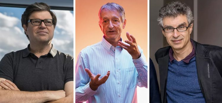 'Godfathers of AI' Honored with Turing Award, the Nobel Prize of Computing