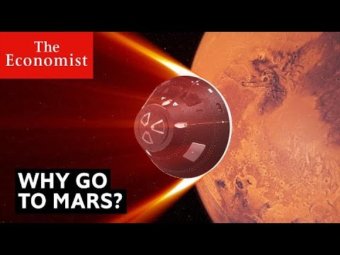 When Will Humans Get to Mars?