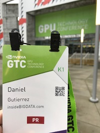 Field Report: GPU Technology Conference 2019 #GTC19
