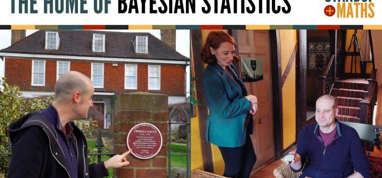 Bayesian Statistics with Hannah Fry
