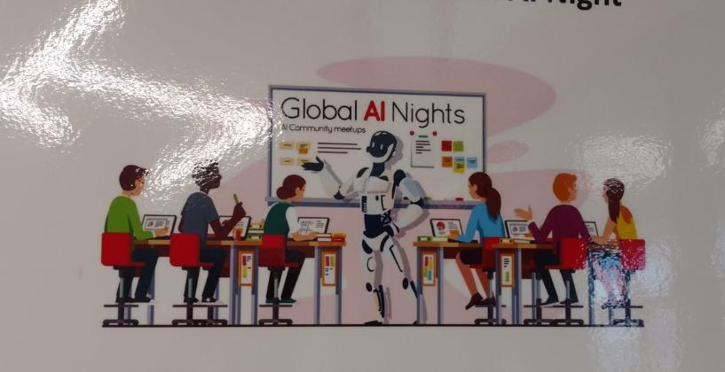 Global AI Night DC Recap