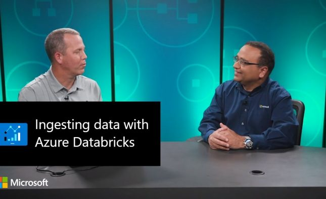 Ingesting data with Azure Databricks & Azure SQL Data Warehouse