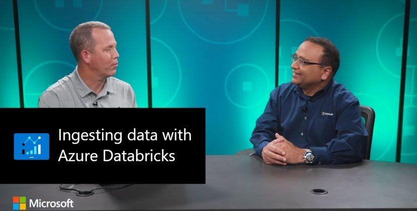 Ingesting data with Azure Databricks & Azure SQL Data Warehouse