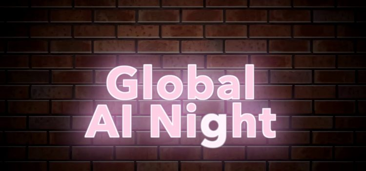 Global AI Night Tomorrow in Reston