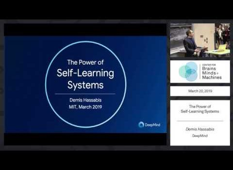 The Power of Self-Learning Systems