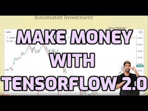 Can TensorFlow 2.0 Make You Money?