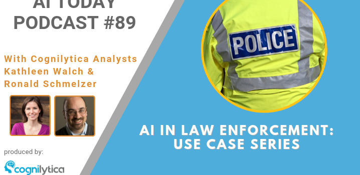 AI in Law Enforcement