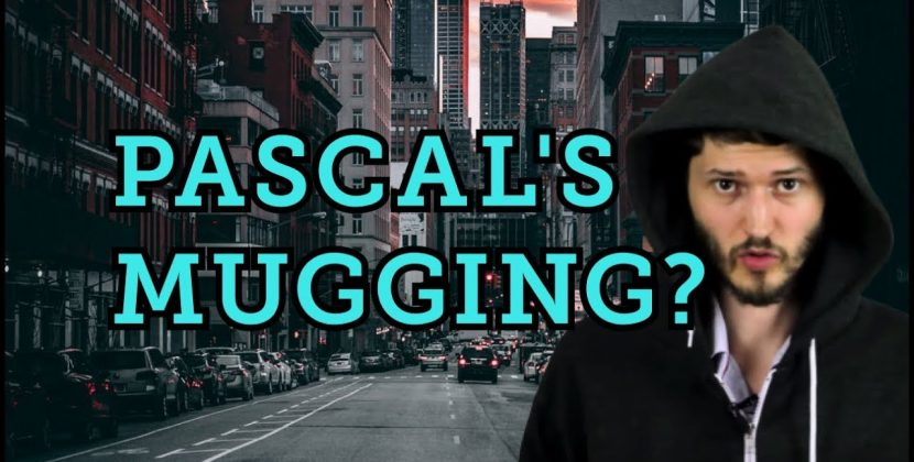Is AI Safety a Pascal's Mugging?