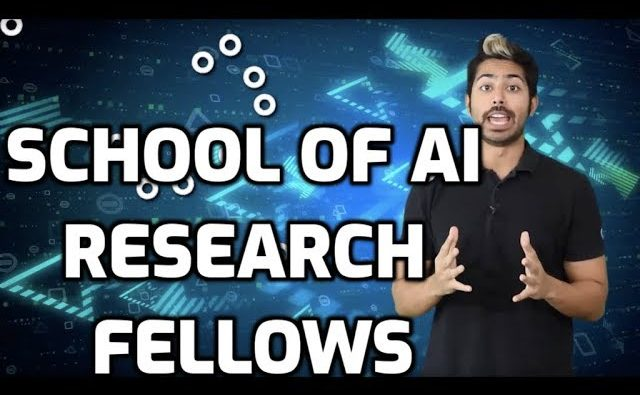 Announcing School of AI Research Fellows for 2019