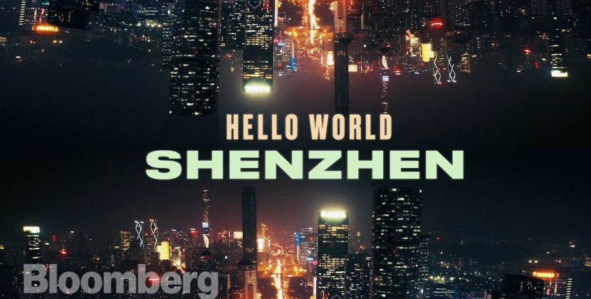 Shenzhen: People's Republic of The Future