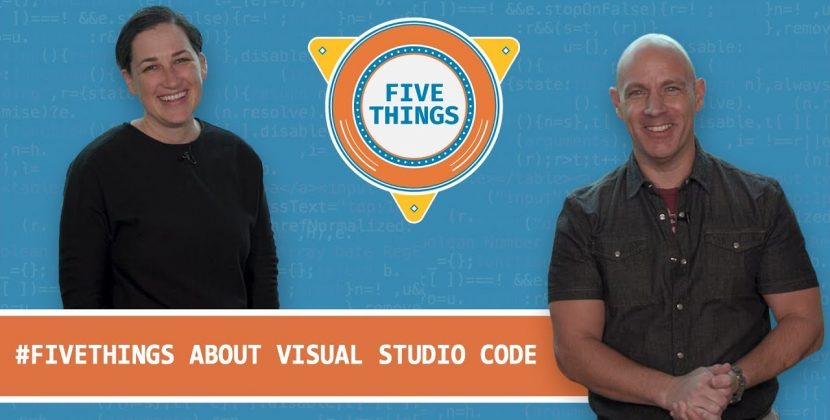 5 Things about Visual Studio Code Languages, Extension Sharing, and Live Share