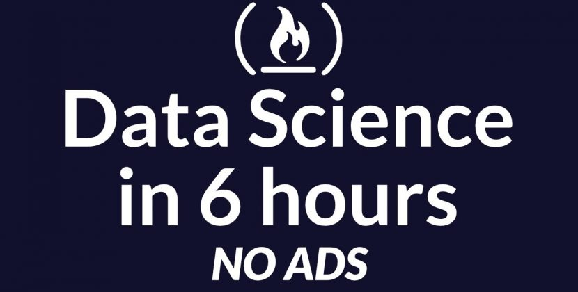 Free Data Science Full Course for Beginners