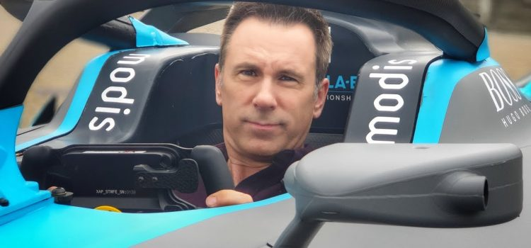 BBC Click on How Powerful Can e-Racing Cars Be?