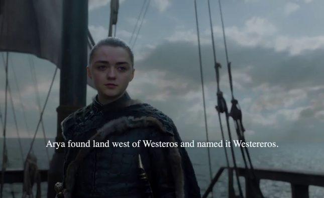 John Hughes Game Of Thrones Ending
