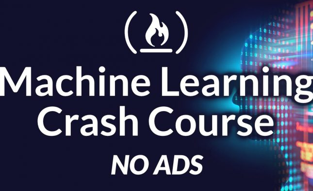 Machine Learning Crash Course