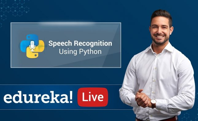 Speech Recognition and Speech to Text Translation in Python