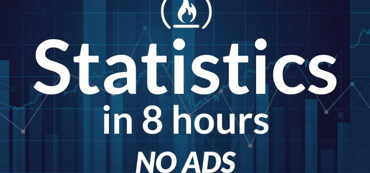 A Full Statistics Course for Free