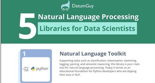 5 Natural Language Processing Libraries
