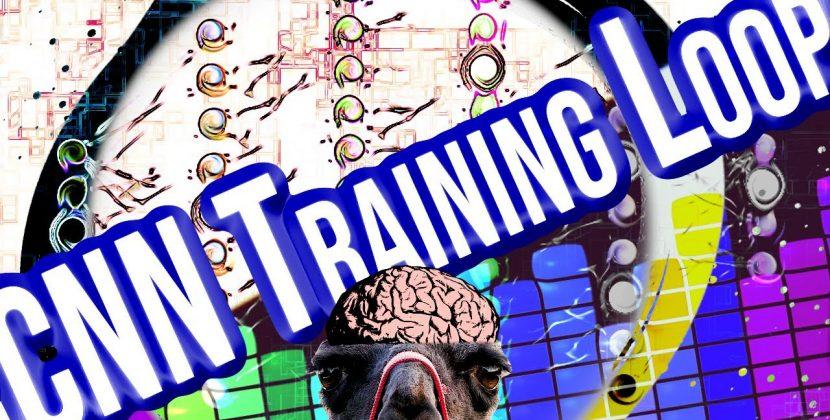 CNN Training Loop Explained