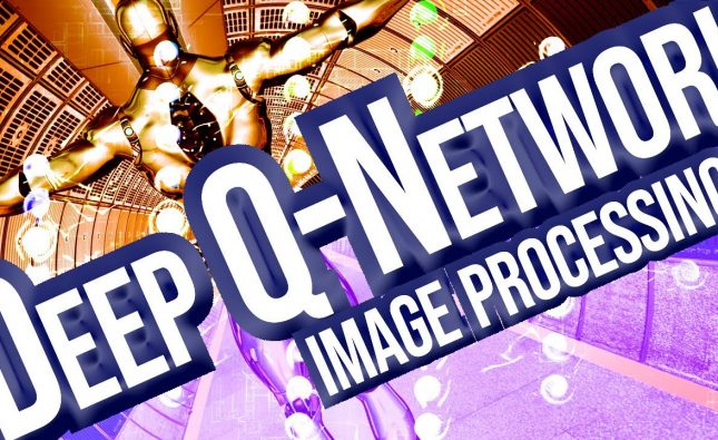 Deep Q-Network Image Processing and Environment Management