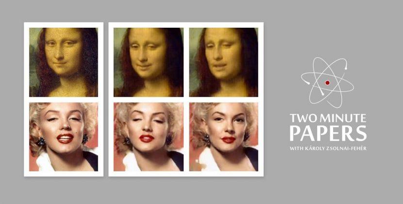 Making the Mona Lisa Come to Life with AI